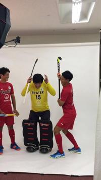 選手紹介コーナー(山下学#13) - 名古屋フラーテルホッケーチーム 選手ブログ
