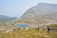 自分達だけしかいない山の世界 《エスプラナーデ・縦走》 - ヤムナスカ Blog