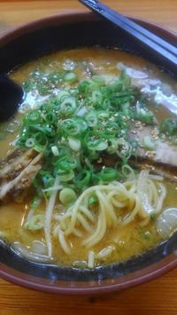 極太味噌ラーメン - おでかけメモランダム☆鹿児島
