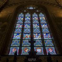 第771回  in Budapest  「マーチャーシュ教会」 - 湘南群青 -The sunset  blue -