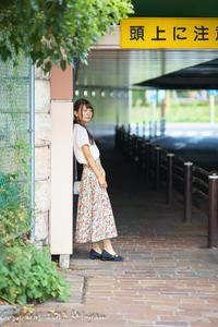 Hono Buono! サマー in 汐留 その1 - めぐみ #020 - Mi-yan's PHOTO LIFE blog [PORTRAIT]