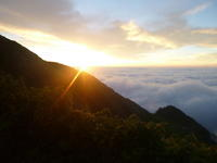 日本百名山五竜岳 (2,814.3M)    登頂 編 - 風の便り