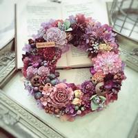 10月から始まる新しいレッスン(ハッピーライフクラス) - 花雑貨店 Breath Garden *kiko's  diary*