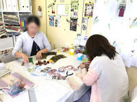 ボリュームのあるカーテンタッセル - 明石・神戸・兵庫県のカルトナージュ&タッセル教室 アトリエ・ペルシュ