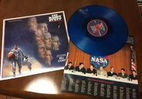 「ライトスタッフ」の単独サントラレコードは青盤が届いた。 - Suzuki-Riの道楽