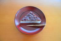 和菓子で一服/仙太郎の水無月とわらび餅 - まほろば日記