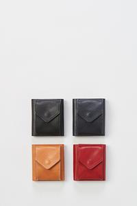 Hender scheme wallet - Lapel/Blog