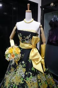本日のカラードレス - ブライダルギャラリー福茂のブログ
