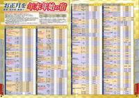 ♪年末年始の空き状況♪ - はこね旅市場(R)日記