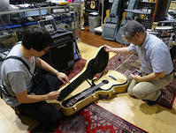 Mさんのギター! - アコースティックな風