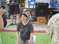 うじゃのお盆さん感想 藤原陽子さん - ハローハロー、こちら 即興楽団UDje( ) ブログです。