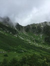 6度目の木曽駒ヶ岳 - お山の三太