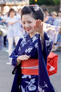 2017 上七軒盆踊り(後編) - 花景色-K.W.C. PhotoBlog