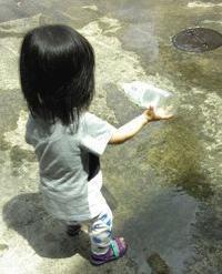 水遊び・時間を作るの2 - うまこの天袋