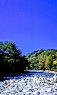 2011.9.28 巡る季節 - river side