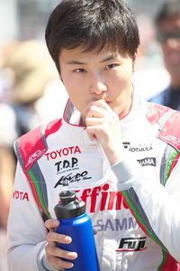 KONDO Racing山下選手初PP - 無題