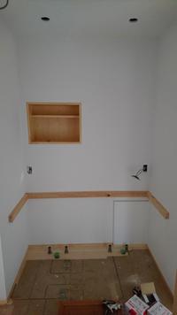 洗面台設置 - KAKI CABINETMAKER