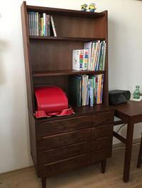 むすめの机&本棚♪ - Babbo craft のいろいろ日記