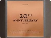 ソブリンハウス20TH ANNIVERSARY! - モノ好き男のブログ