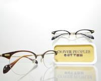 ☆OLIVER PEOPLES 次回入荷品のお知らせ☆メガネのノハラフォレオ一里山店滋賀 - メガネのノハラ フォレオ大津一里山店 staffblog@nohara