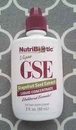 GSEでナチュラル抗菌 - kanaの栄養ノート