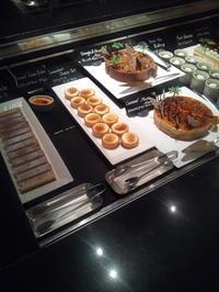 ウェスティンホテル東京ザ・テラストロピカルフルーツデザートブッフェ - C&B ~ケーキバイキング&ベーグルな日々~
