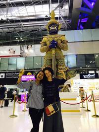 Bangkok スリランカ ツアー2017 ② - スリランカ  カレー& オーダーメイドコサージュ・バック Rosamala