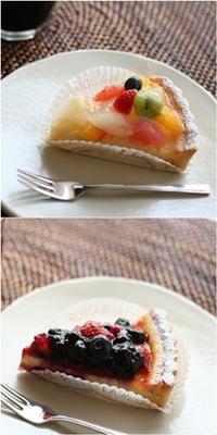 フォトジェニックなケーキ - 食楽紀行