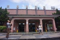 瑞芳駅と瑞芳の町並み - レトロな建物を訪ねて