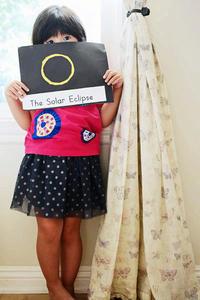The solar eclipse* - Avenue No.8