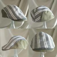 160  Beetleハンチング - K帽子製作