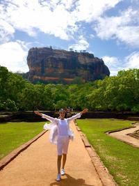 スリランカの旅~「天空の宮殿」世界遺産シーギリヤロック✨ - 八巻多鶴子が贈る 華麗なるジュエリー・デイズ