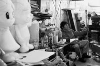 ドキュメンタリー映画の完成試写会へ - Milestones (Improvisation photos)