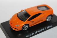 1/64 GRANI&PARTNERS Lamborghini Huracan LP 610-4 2014 - 1/87 SCHUCO & 1/64 KYOSHO ミニカーコレクション byまさーる