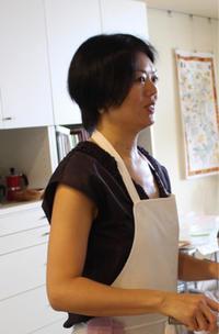サマーイベントUrara先生のパンレッスンご報告♬ - 8階のキッチンから   ~イタリア料理教室のことetc.~