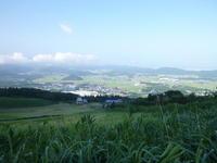 日本百名山伊吹山 (1,377.3M)    登頂 編 - 風の便り