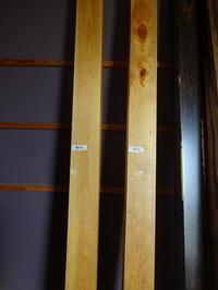 椹(さわら)5寸角 - SOLiD「無垢材セレクトカタログ」/ 材木店・製材所 新発田屋(シバタヤ)