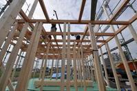 N邸新築工事の進捗です - ホームプラザ大東の家づくり現場