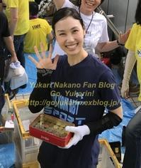 フジテレビの日のフリマにて - 中野友加里応援ブログ (Yukari Nakano Fan Blog) :Go, Yukarin!
