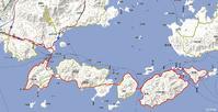 DAHONで夏休み 広島 とびしま&かきしま海道 と ご当地麺を3杯 - カルマックス タジマ -自転車屋さんの スタッフ ブログ