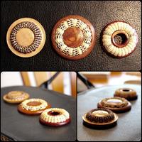donut と matahari、生徒さんも! - handvaerker ~365 days of Nantucket Basket~