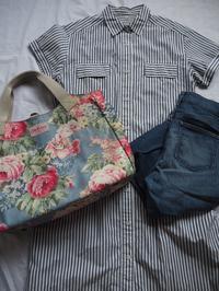 ロンストの服とキャスキッドソンの鞄 - めいの日々是好日