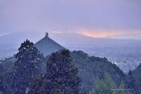 暮雪大仏殿  - 東大寺が大好き