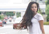 &Street:sony α7R II + ZEISS Batis 1.8/85で、Miki Thomasさん - 東京女子フォトレッスンサロン『ラ・フォト自由が丘』-写真とフォントとデザインと現像と-