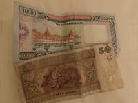 ミャンマーでは日本円両替ができませぬ - イ課長ブログ
