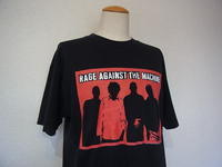 Vintage 90s Rage Against The Machine ヴィンテージ レイジアゲインストザマシーン RATM ラップ 古着バンドTシャツ - Used&Select 古着屋 コーナーストーン CORNERSTONE