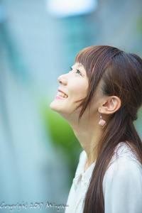 Hono Buono! サマー in 汐留 その4 - めぐみ #023 - Mi-yan's PHOTO LIFE blog [PORTRAIT]