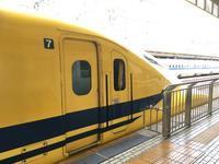 静岡駅でドクターイエロー&ワイドビューふじかわ! - 子どもと暮らしと鉄道と
