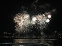 2017花火その3〜熱海花火大会〜と東伊豆の休日 - さとうゆみ☆Smile of the Dolphin ~にゃんだか好い日~
