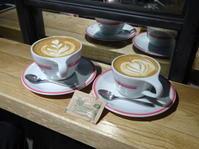 ゴリラコーヒー@池袋でラテ - *のんびりLife*